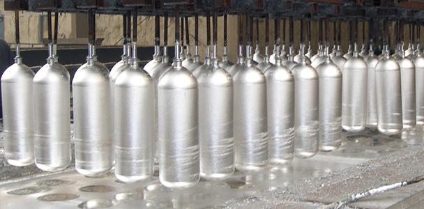 botellas de acero