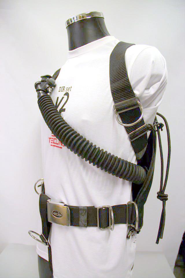 Sidemount Avenger 16