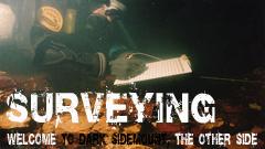 Curso de buceo cave surveying