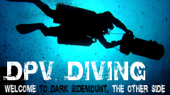 Curso de buceo dpv diving