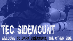 Curso de buceo Tec Sidemount