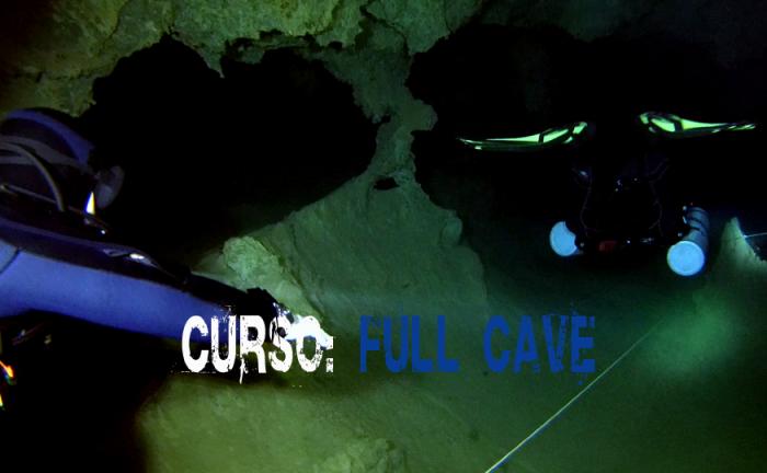 Curso Full Cave Diver