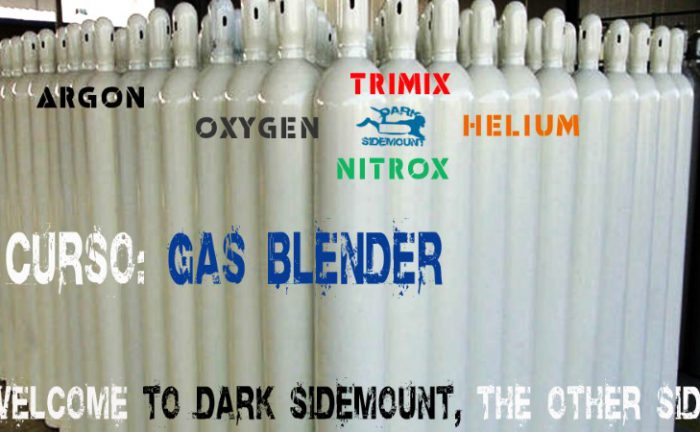 Gas Blender Nitrox y Trimix
